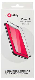 Купить <b>Защитное стекло mObility</b> для iPhone XR Full Screen3D ...