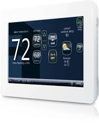 lennox icomfort thermostat. the icomfort wi-fi demo thermostat simulates nearly all functionality of our smartest when paired with premium lennox equipment. icomfort c