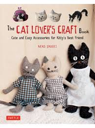 the cat lover s craft pattern book