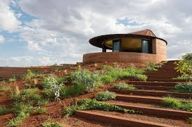 Houses Built Underground Exploring The World Of Green Roofs And Underground Homes