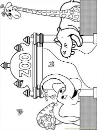 Small Picture Free Printable Coloring Pages Of Zoo Animals Coloring Pages