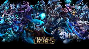 45+] HD League of Legends Wallpapers on ...