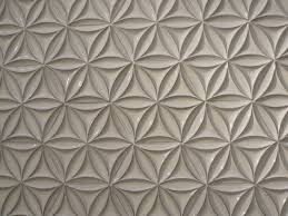 ... Tiles, Patterned Ceramic Tile Geometric Wall Tiles Flower Motive With  Cream Color: inspiring patterned ...
