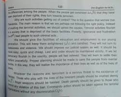 terrorism or sucide bombing brief essay in english for students speech on terrorism in in english speech on terrorism in english peshawar attack