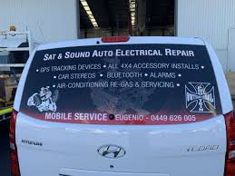 mobile auto electrical repairs and air