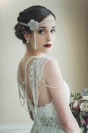 1920s Hair Style best 25 1920s wedding hair ideas romantic short 7235 by wearticles.com