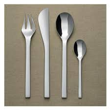 cutlery set colombina collection alessi