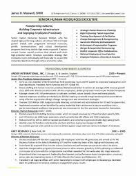 Best Resume Format For Executives And Sample Resume Format For Hr