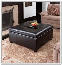 Best 25+ Leather Ottoman Coffee Table Ideas On Pinterest | Leather Coffee  Table, Tray For Ottoman And Leather Ottoman