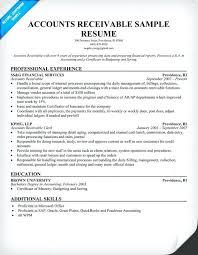 accounts receivable clerk resume sample luxury ideas accounts receivable  resume accounts receivable clerk resume examples .