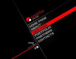Creative Design Templates Creative Design Dynamic Flash Template