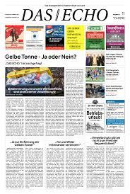 Calaméo Das Echo Ausgabe 1118