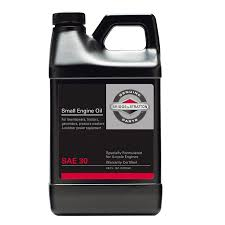 lawn mower oil 48 fl oz by briggs stratton
