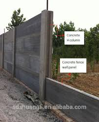 Small Picture Concrete Fence Moldconcrete Wall Fence Designs For Sale Buy