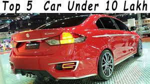 Top Best Cars In India Under Lakh L Edition Youtube