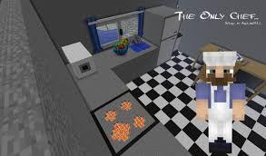 Kitchen For Minecraft A Chef In Minecraft Minecraft Blog