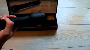 Видео обзор светодиодного фонаря Led lenser <b>P17</b>.2 - YouTube