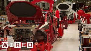 how the tesla model s is made tesla motors part 1 wired