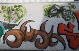 amazing viking graffiti wall art ideas
