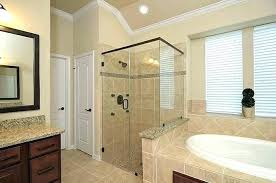 how much does it cost to install a shower stall cost to replace shower stall how