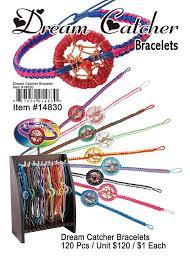 Buy Dream Catchers In Bulk Dream Catcher Bracelets Wholesale [100] 100100 22
