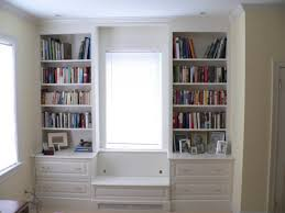 white book rack. Simple White White Window Seat With Book Rack To