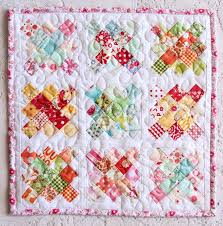 85 best Quilts - Granny Square images on Pinterest | Tutorials ... & I managed to find a few extra moments yesterday and I was able to quilt and  bind my granny square mini! Adamdwight.com
