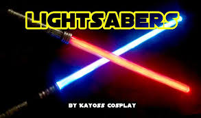 diy lightsabers because real jedi and sith make their own stuck out tongue winking eye