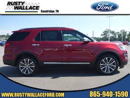 New Ford Explorer For Sale Dandridge Tn