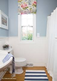 Image Beadboard Wainscoting Beadboard Bathroom How To Stepbystep All Things Big And Small Diy Decor Mom Beadboard Bathroom How To Diy Beadboard That Looks Professional