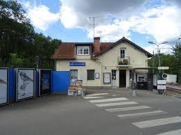 Saint-Nom-la-Bretèche–Forêt de Marly station