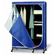 covered garment racks