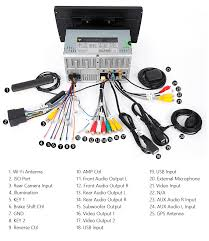 10 1 inch android 10 car stereo Eonon Reverse Camera Wiring Diagram Car Stereo Wiring Guide