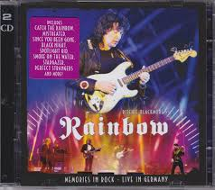 Ritchie Blackmore's <b>Rainbow</b>* - <b>Memories</b> In Rock - Live In Germany ...