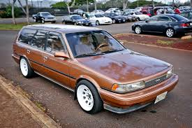 Toyota Camry Wagon (V20) | Classic Cars | Pinterest | Toyota camry ...
