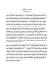 compare and contrast compare contrast essay the dom writers 3 pages the bite of the mango 4