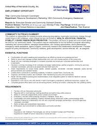 Gallery Of Top Public Relations Resume Templates Samples Community