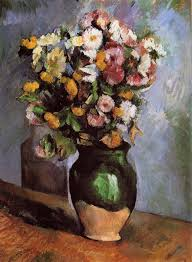the flowers in an olive jar paul cezanne oil painting in factory all paintings are satisfaction guaranteed