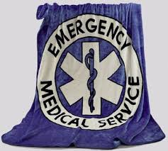 Ems Throw Blankets