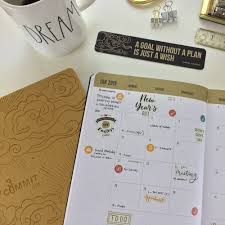 Daily Planners 2015 2020 2019 Weekly Planner Monthly Planner Crush Your Goals