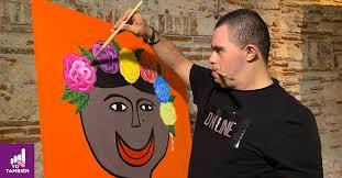 Alan Téllez, el colorista de sueños · Yo También