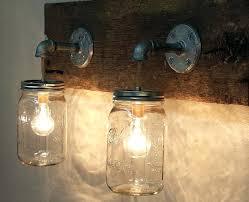 rustic bathroom lighting fixtures. Rustic Bathroom Light Fixtures Lighting 2 Chandelier Vanity Cottage Corded Diy H