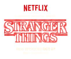 STRANGER THINGS - TOPMAN