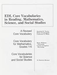 edl garage doorsAmazoncom SteckVaughn EDL Core Vocabulary Student Workbook