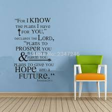 jeremiah 29 11 scripture wall art words wall stickers family decals quote lettering mural vinyl wall decorations living room naturaleighmade llc on scripture vinyl lettering wall art with jeremiah 29 11 scripture wall art words wall stickers family decals