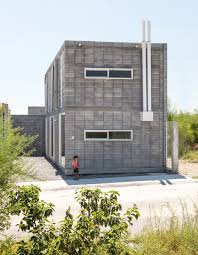 The program addresses a shortage of quality, affordable housing in Mexico,  finding solutions for low-income construction workers who can't pay for  homes ...