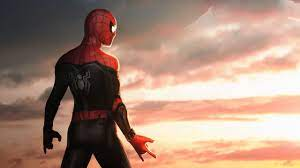Spider Man Far From Home Wallpaper Hd ...