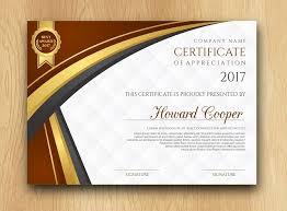 Corporate Certificate Template Corporate Certificates Template