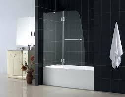 bath glass doors great glass bathtub enclosure on bathroom with bath tub doors bath glass doors