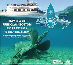 shipwreck tours enjoy free cruises all weekend may 19 20 to explore the shipwrecks of thunder bay national marine sanctuary aboard the lady michigan glass